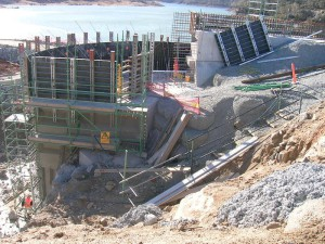 Project Management: Dam Upgrade Jindabyne NSW