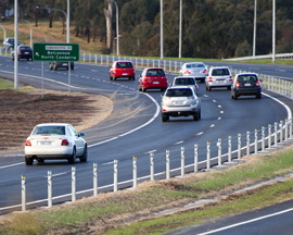 Project Management Services: Motorway, Gungahlin Drive Extension, Australia
